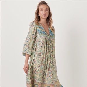 ISO spell and the gypsy oasis boho dress in opal